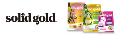 SOLID GOLD ソリッドゴールド ドライフードの製品一覧を見る