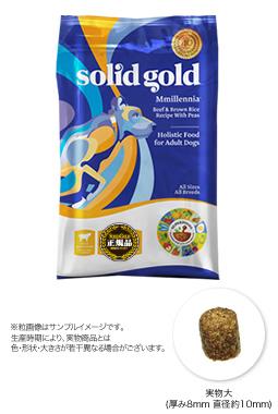 ソリッドゴールド ミレニア 製品イメージ