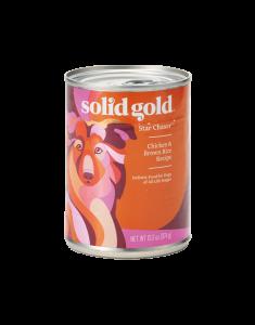 ソリッドゴールド チキン&レバー缶