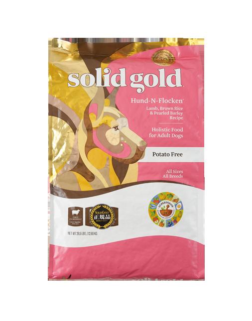 SOLID GOLD ソリッドゴールド フントフラッケン