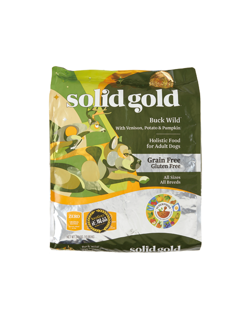 SOLID GOLD ソリッドゴールド バックワイルド